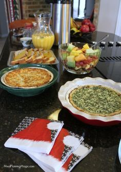 La Terra Fina offers healthier entertaining food products like their quiche and the Spinach Kale Tortilla Bites recipe featured here.