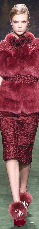 Fendi - Fall 2017 Couture