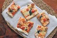 Infinitely Adaptable Gluten-Free Thin Crust Pizza | Girl Cooks World