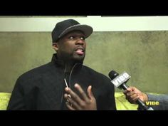 50 Cent Breaks Down The Making Of Starz Power