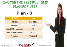 9 Best Affordable Bulk SMS Plan images in 2019 | How to plan