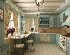 Cucine Shabby da sogno…. La cucina è l\'ambiente dove passiamo ...