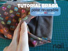 diario de naii: Tutorial como No coser braga polar