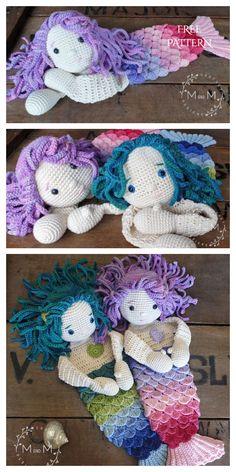 Crochet Skull Patterns, Doll Patterns Free, Crochet Blanket Patterns, Kawaii Crochet, Crochet Bunny, Free Crochet, Crochet Fall, Unique Crochet, Crochet Crafts