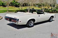 1973 Mercury   Fully loaded fully restored 1973 Mercury Cougar XR7 Convertible 351 v ...