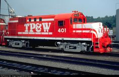 RailPictures.Net Photo: 401 Toledo, Peoria & Western Alco RS-11 at E. Peoria, Illinois by Dick Hovey