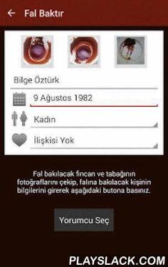 Kaave - Coffee Cup Readings Android App - playslack.com , *** #1 - Play Store Türkiye Eğlence Uygulaması ****** 10 milyondan fazla kullanıcı 250 milyondan fazla kahve falı baktırdı ******Kahvenizi içtiniz ama falınıza bakacak kimse yok mu? İster gece olsun ister gündüz, kahve fincanının ve tabağının fotoğraflarını telefonunuz ile çekip gönderin, Falcı Bacı kahve falınızı size özel yorumlasın. * Falcı Bacı'nın arkadaşları Melek Abla ve Jasmine ile tanışın! Aşk, ikili ilişkiler ve aile hayatı…