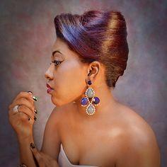 Inspiration Begins Here. #hair #updo #makeover #highschool #Padgram