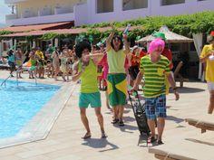 Journée Brésil au #ClubMarmara #GoldenStar #Crete #vacances #voyage