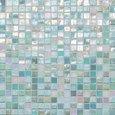 Buy the Daltile South Beach Direct. Shop for the Daltile South Beach South Beach Glass Mosaic Paper Face Tile (Sold by Sheet) and save. Beach Kitchens, Beach Bathrooms, Pool Bathroom, Glass Bathroom, Master Bathrooms, Master Bedroom, Glass Mosaic Tiles, Wall Tiles, Best Floor Tiles