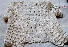 Ravelry: Crocheting Suit Jacket pattern by cai yina  This beautiful jacket is a free pattern (Chinese,  but some graphs).  Ravelry