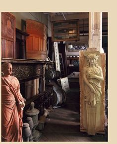 Restoration Resources - New England's Primary Source for Authentic Architectural Antiques