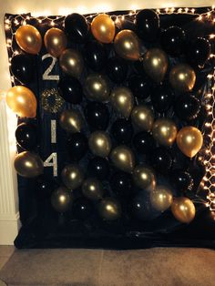 New Year's Eve Party 2014 Party Step And Repeat by TealPoodle ...
