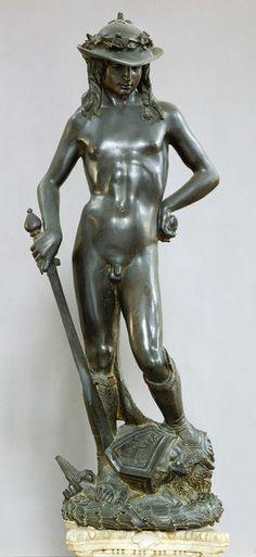 Donatello on Artsy