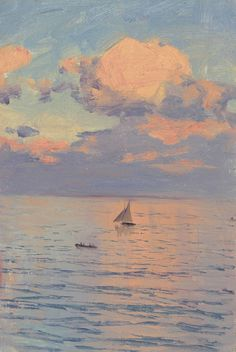catonhottinroof: Nikolai Dubovskoi (1859-1918) The Mediterranean