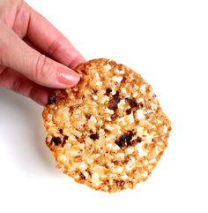 Oppskrift Havreflarn Veganske Flarn Uten Egg Julebakst Julekaker Doughnut, Cereal, Oatmeal, Breakfast, Desserts, Food, Christmas, The Oatmeal, Morning Coffee