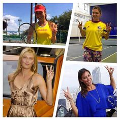 Happy #InternationalPeaceDay from the #WTA! ✌️
