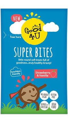 - Super Bites, healthy tasty lunchbox friendly snacks for kids – nut & gluten free, no added sugar. Cocoa, Lunch Box, Gluten Free, Tasty, Sugar, Treats, Snacks, Healthy, Kids