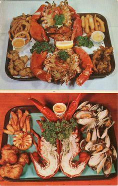 Johnson's Hummocks Sea Food Grill, Providence, Rhode Island