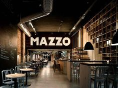 Mazzo Amsterdam: Italian gastrobar on the Rozengracht | http://www.yourlittleblackbook.me/mazzo-amsterdam/