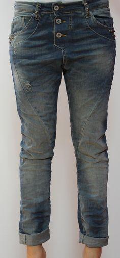 Trouser Tzhn - Trouser Jean - Jango Fashion Cyprus