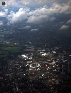 Olympic park is ready..