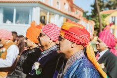 Outstanding guests for this indian wedding in Portugal #indianweddings #destinationweddingsinportugal