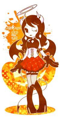 Alice is smokin hot! Vintage Cartoon, Cartoon Art, Cute Cartoon, Alice Angel, I Love Games, Fandom, Black Panther Marvel, Old Cartoons, Bendy And The Ink Machine