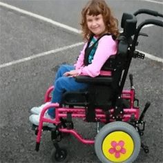 wheelchair spoke covers...maybe something I could do diy