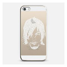 Casetify Dixon iPhone 5 Clear White - was $39.95, now $30.0 (25% Off). Picked by amyb @ Fab.com