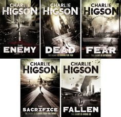 The Enemy Series by Charlie Higson.  Gross, Gruesome and Great!