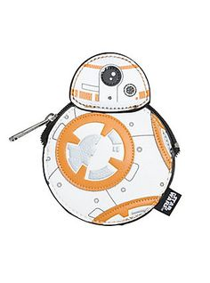 Loungefly Star Wars: The Force Awakens BB-8 Coin Purse,