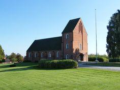 Dronningborg Kirke, Egholmsvej 8, 8930 Randers