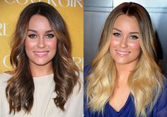 Lauren Conrad Goes Back to Blonde Hair Beauty Tips For Hair, Beauty Hacks, Beauty Ideas, Lauren Conrad Hair, Coconut Oil Beauty, Ombre Hair Color, Hair Colors, Skin Firming, Her Hair