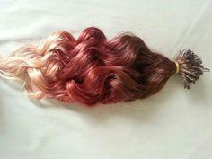 """18"""" U tip Hair Extensions - $179.99"""