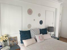 Yatak odası duvar yenileme Bed, Furniture, Home Decor, Homemade Home Decor, Stream Bed, Home Furnishings, Beds, Decoration Home, Arredamento