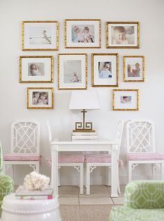COTTAGE AND VINE Gallery Wall Inspiration