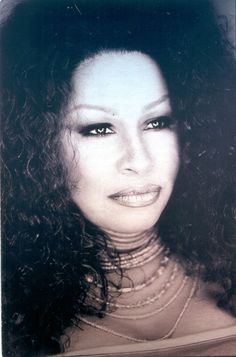 """Chaka Khan (""""Queen of Funk-Soul"""" music) is a singer-songwriter whose career has spanned four decades, beginning in the as the frontwoman and focal point of the funk band Rufus. Music Icon, Soul Music, Music Is Life, Soul Singers, Female Singers, Illinois, Jazz, Chaka Khan, Blues"""