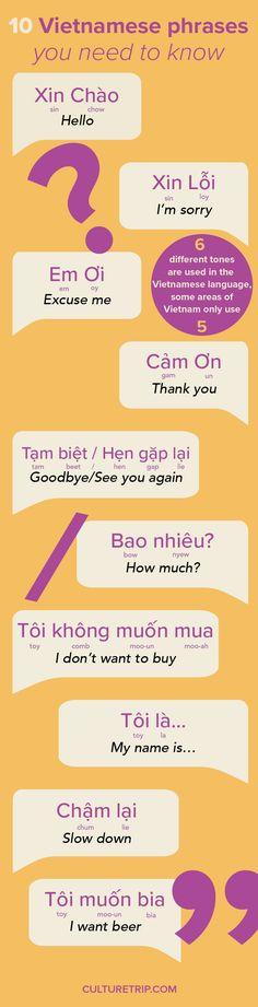 7 Best Vietnamese Phrases images in 2012 | Languages, Vietnamese