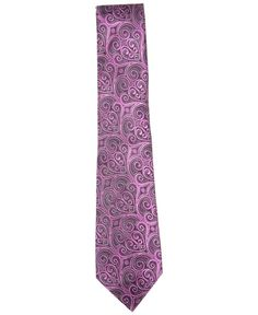 Countess Mara Men's Howard Paisley Tie