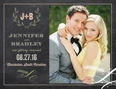Another possibility for save the dates