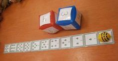 Esta semana presentamos un nuevo panel para jugar y aprender con el BEE BOT : Este panel es sencillo, simplemente una serie numérica del 0 ...