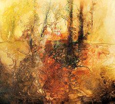 Sundown in the Tangled Wood