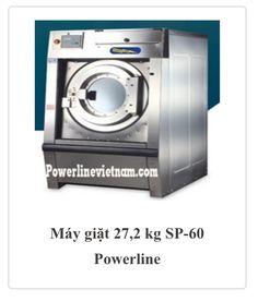 Máy giặt 27,2 kg SP-60 Powerline: Mạnh mẽ, hiệu quả và giá cả phải chăng là cũng là 3 tiêu chi của các kỹ sư khi thiết kế dòng sản phẩm lồng treo SP của Powerline. Tính năng tiết kiệm năng lượng  và thiết kế mạnh mẽ  đảm bảo chi phí sở hữu thấp và chi phí bảo trì thường xuyên thấp. Thiết kế đơn giản do vậy ít hơn các bộ phận cần được bảo trì. Máy giặt 27,2 kg SP-60 Powerline: