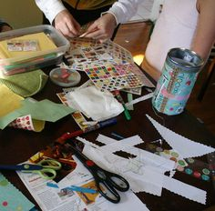 Make a time capsule.  Rainy Day Activities For Kids
