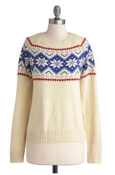 Snowflake Sweater <3
