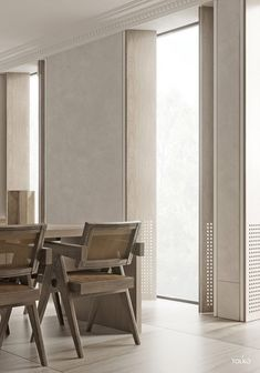 Modern home interior with unique neutral colour scheme. Featuring unique furniture, designer lighting, chic window shutters, and textured decor ideas. Unique Furniture, Furniture Design, Portfolio Design, Style Minimaliste, Top Interior Designers, Master Bedroom Design, Luxury Home Decor, Chandigarh, Wabi Sabi