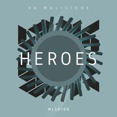 VA – Malicious Heroes » Minimal Freaks