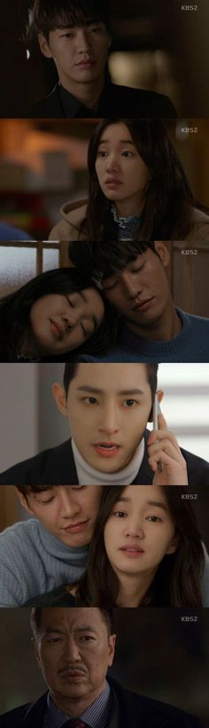 [Spoiler] Added episode 13 captures for the #kdrama 'The Man In My House'