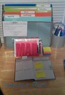 Family Mail Station